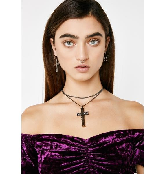 Hell On Earth Necklace
