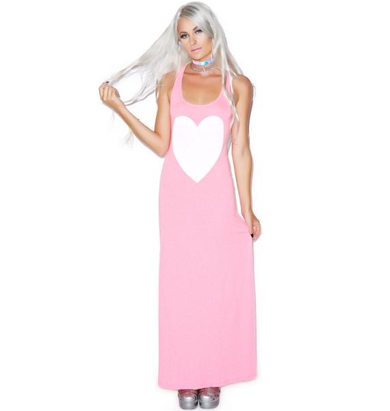 I Heart You Maxi Dress
