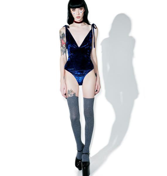 Azure Yearning For U Bodysuit