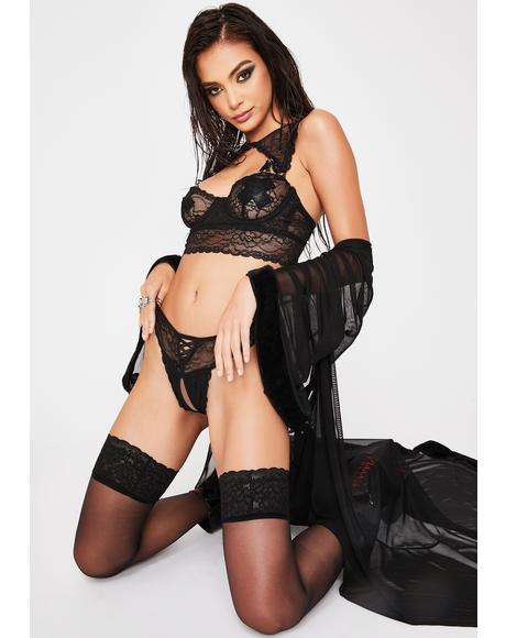 Want My Love Lace Set