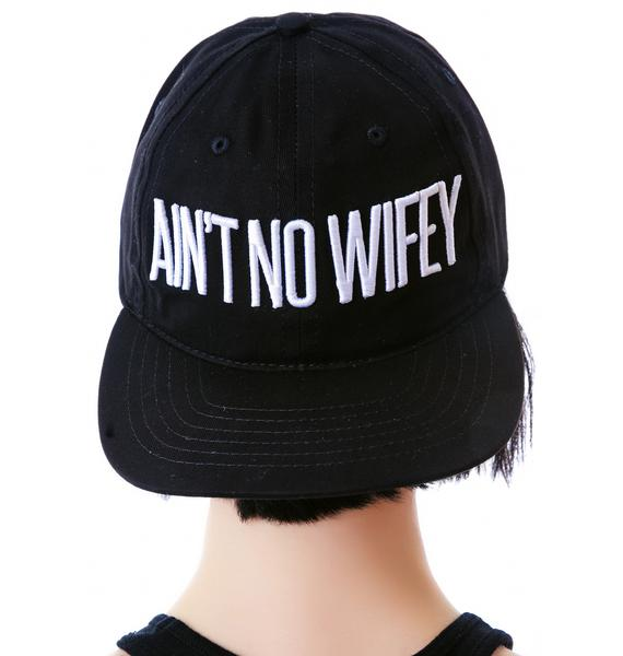 Dimepiece Ain't No Wifey 6-Panel Cap