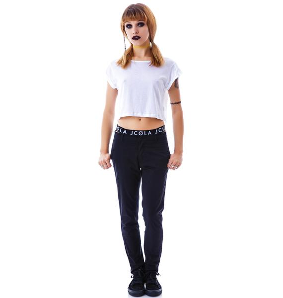 Cheap Monday Cropped Chino