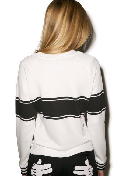 International Jetset Raglan Sweater