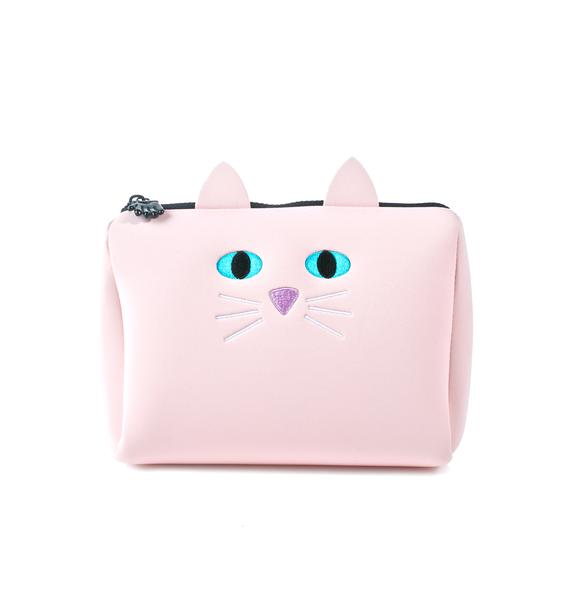 Lazy Oaf Kitty Face Case