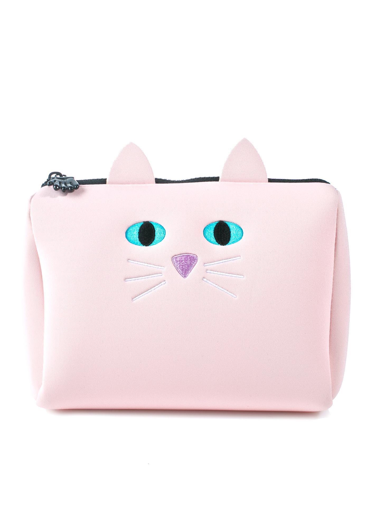 Lazy Oaf Kitty Face Case
