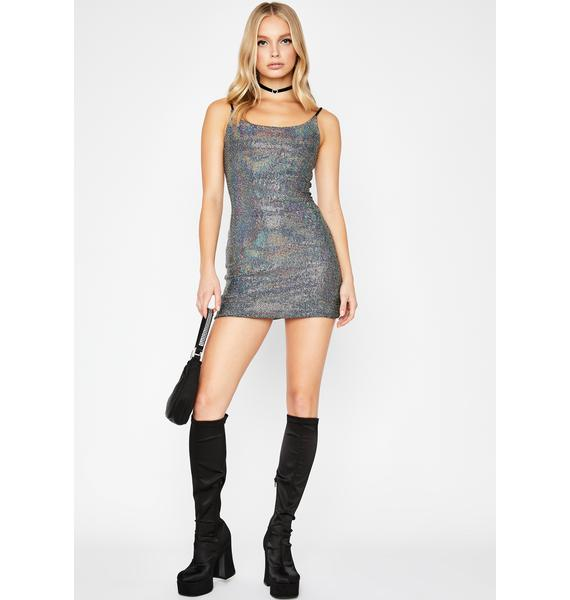 I'm The Baddest Sequin Dress