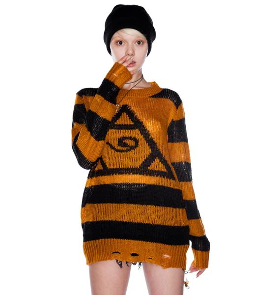 UNIF Pyramid Sweater