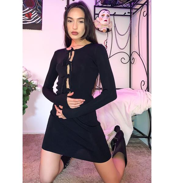 Current Mood Pro Exposure Sweater Dress