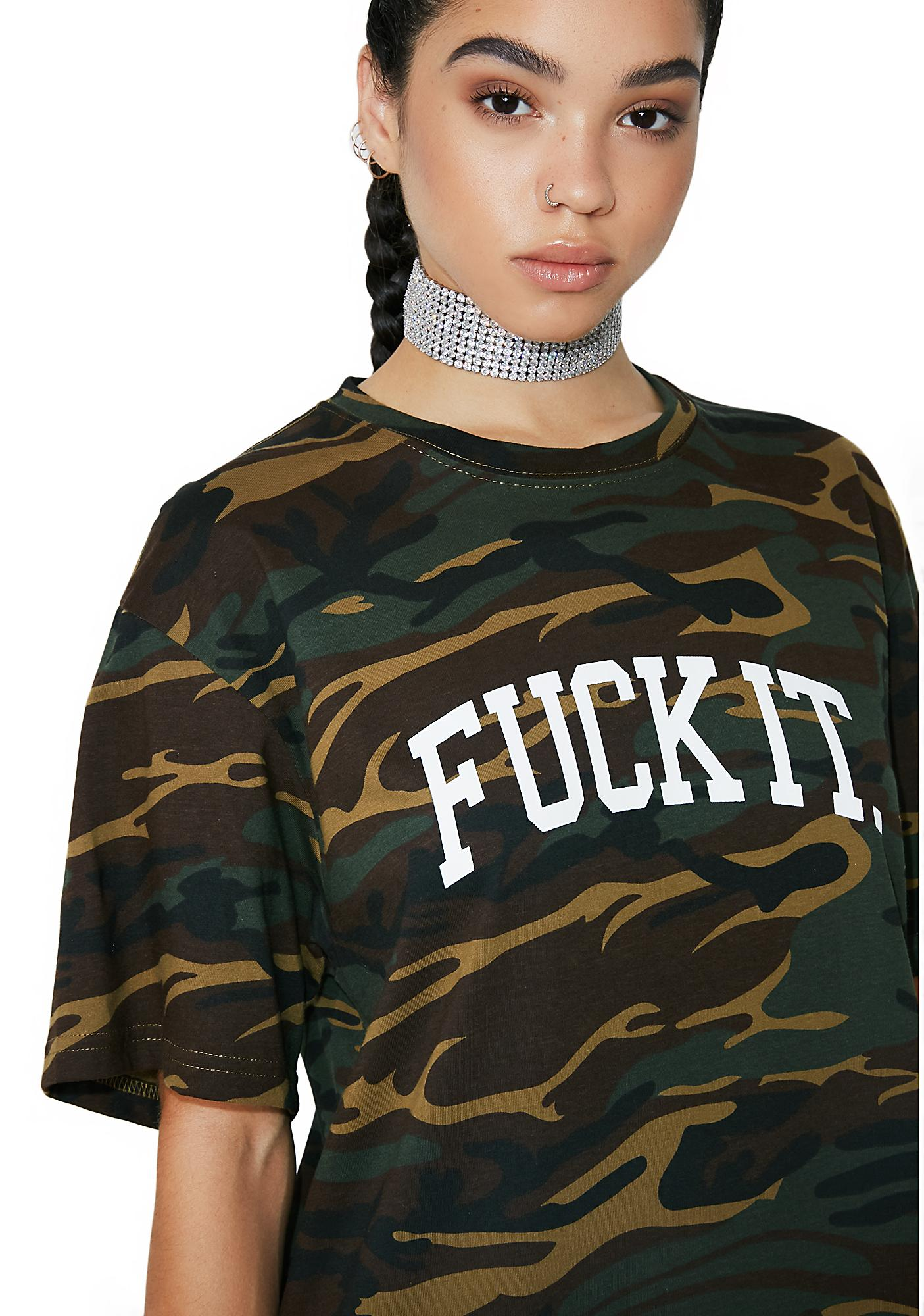 HUF Fuck It Arch Tee