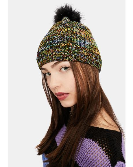 Ice To Meet You Knit Beanie