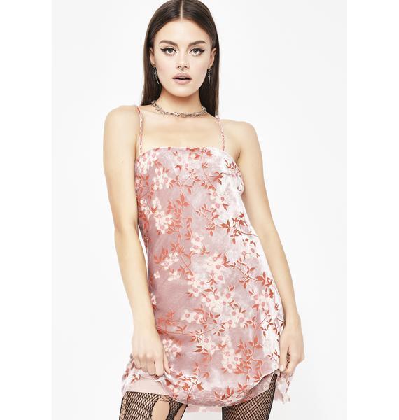 Garden City Floral Dress