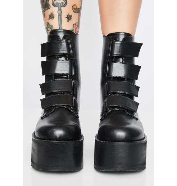 Current Mood Eye Of The Storm Flatform Boots