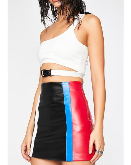 Turbo Charged BB Racer Skirt