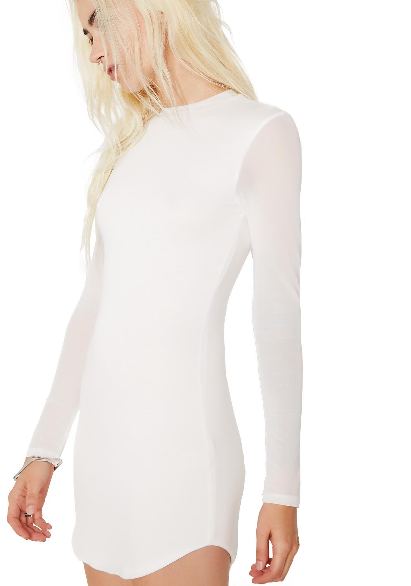 Blank Space Bodycon Dress