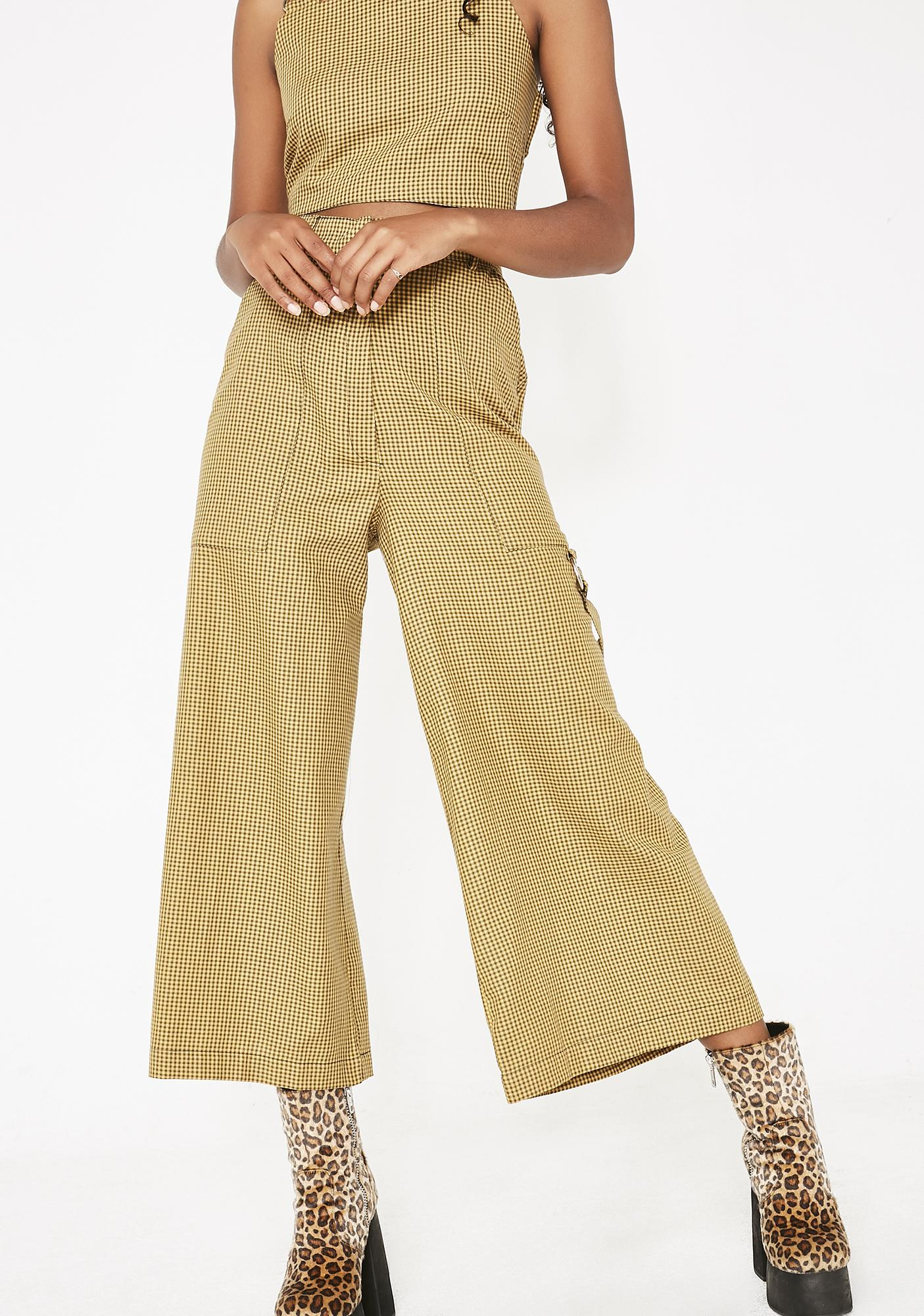 The Ragged Priest Hitch Pants