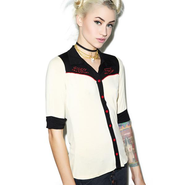 Sourpuss Clothing Best Ride Top