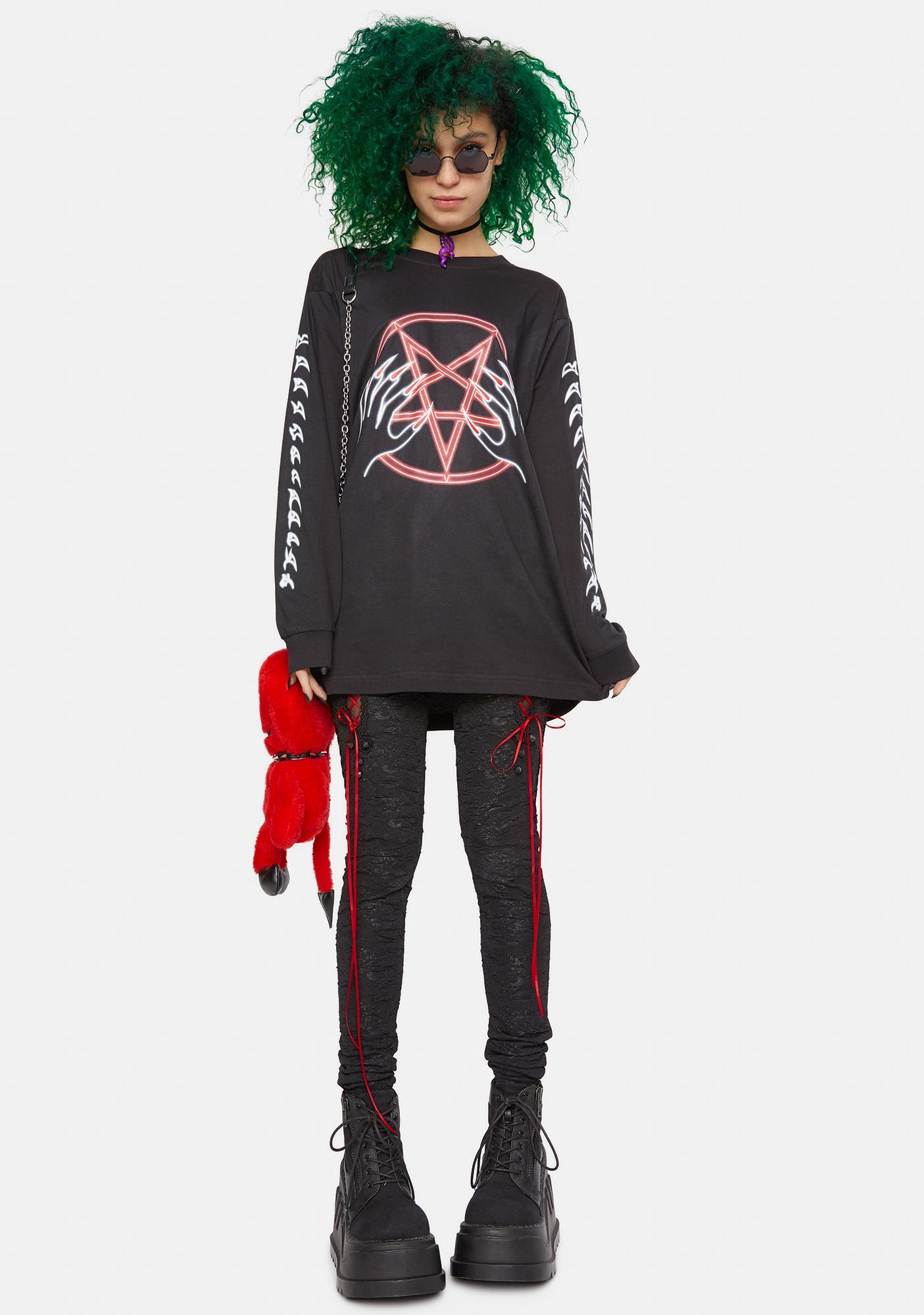 Long Clothing X Nympha Nexo Long Sleeve Tee
