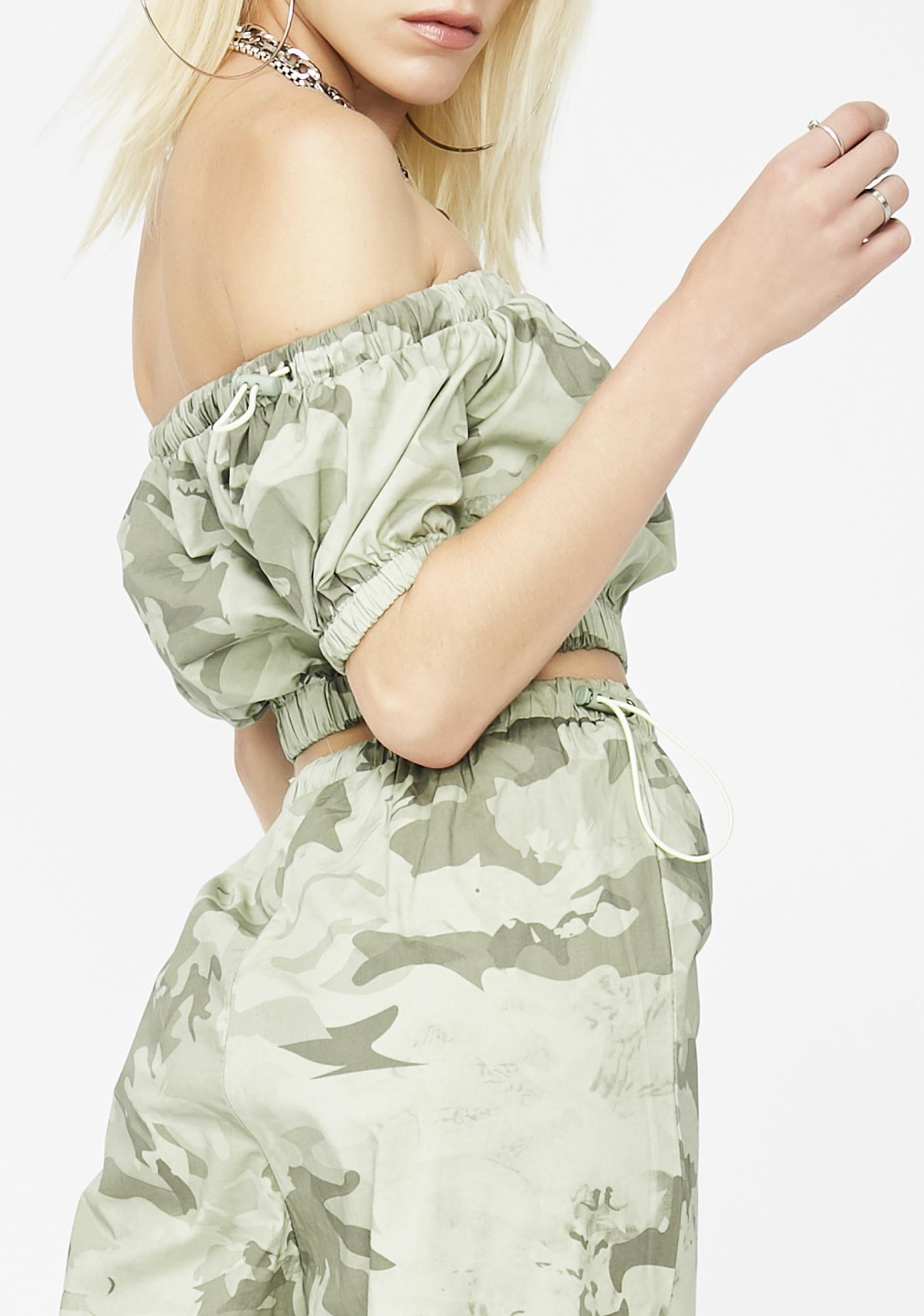 Dress To Kill Camo Set