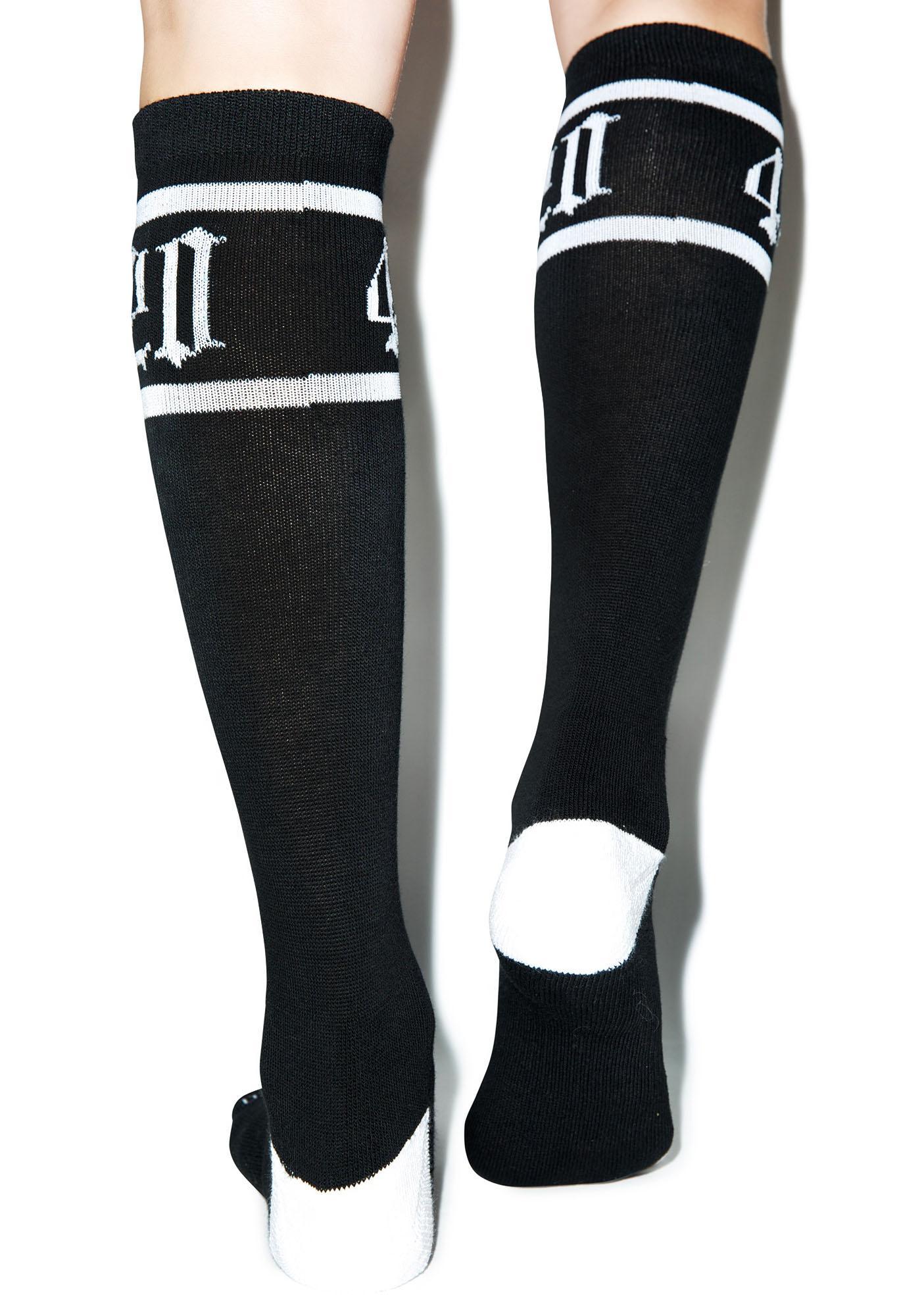 D9 Reserve 420 Socks