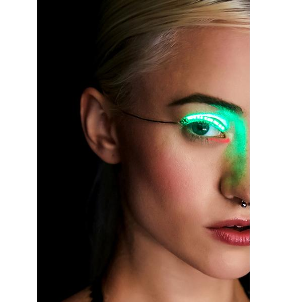 Ganja Lit Vision LED Lashes