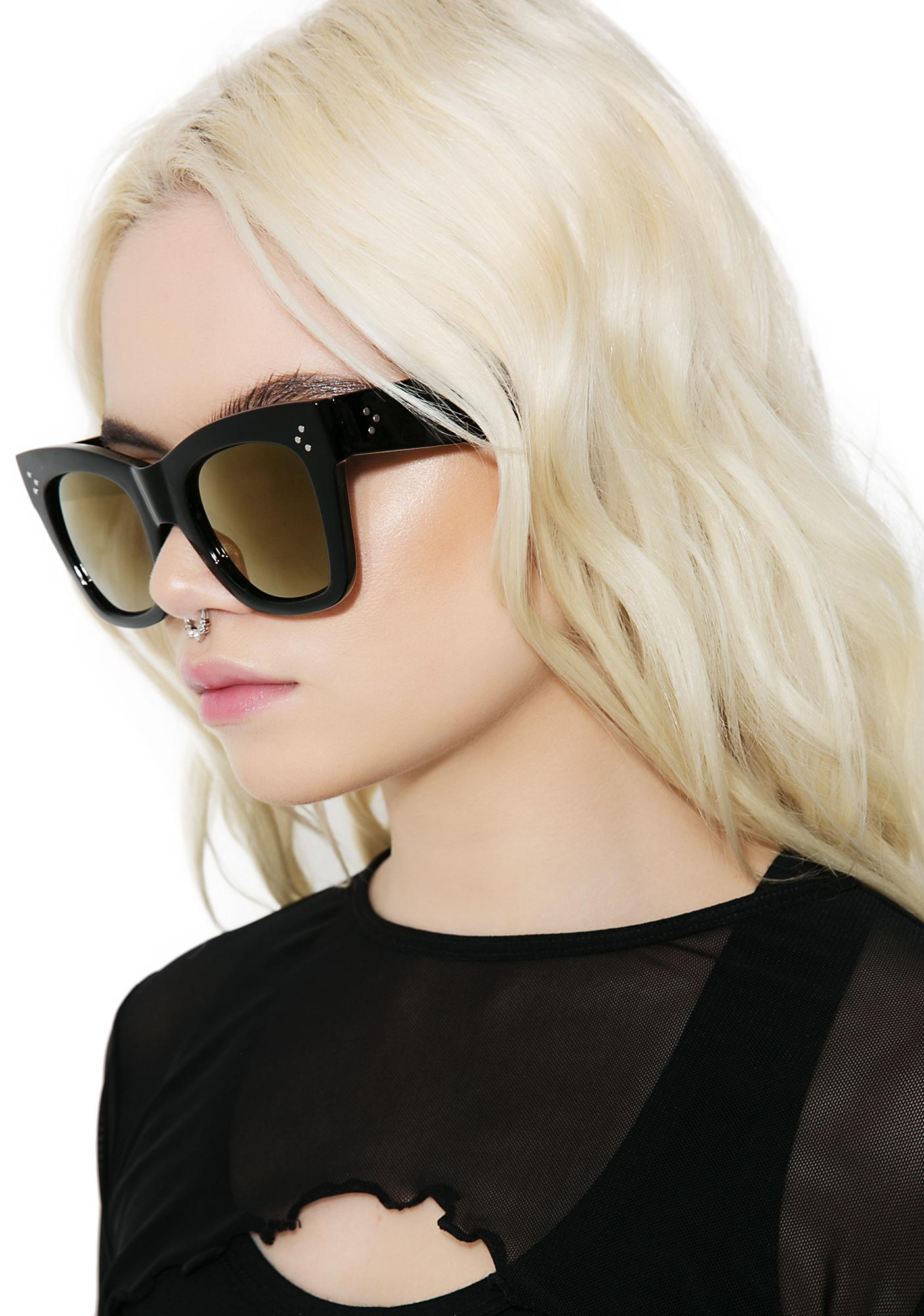 Up Close N' Personal Sunglasses