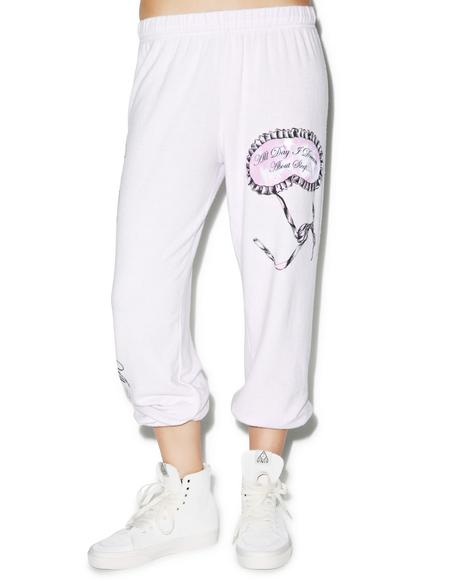 Tanzy Sleep Mask Sweat Pants