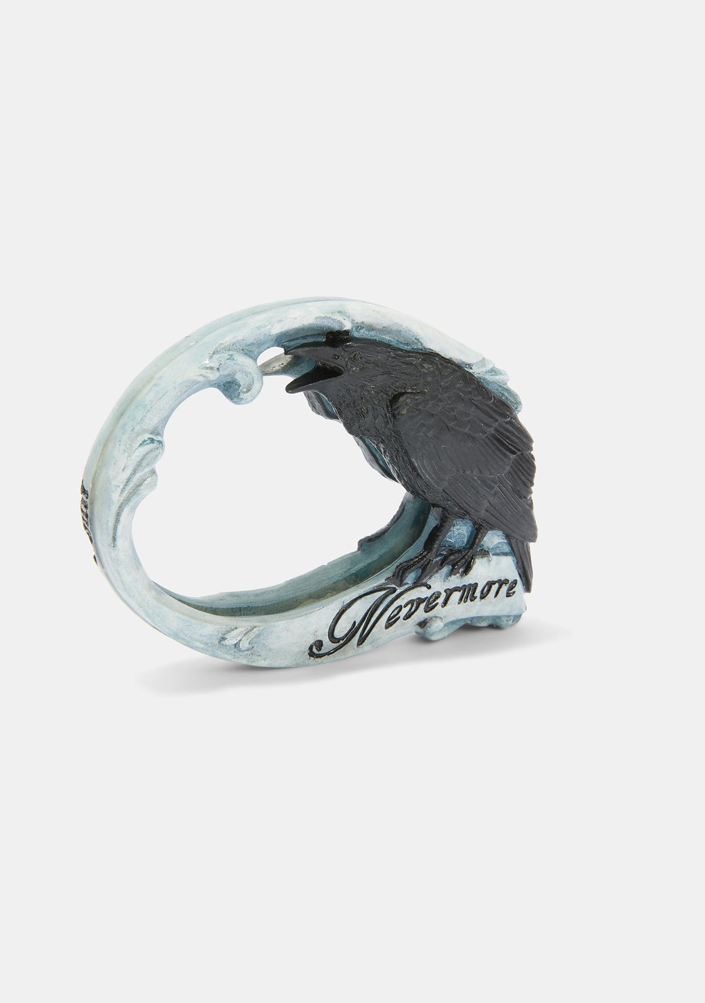 Alchemy England Nevermore Compact Mirror