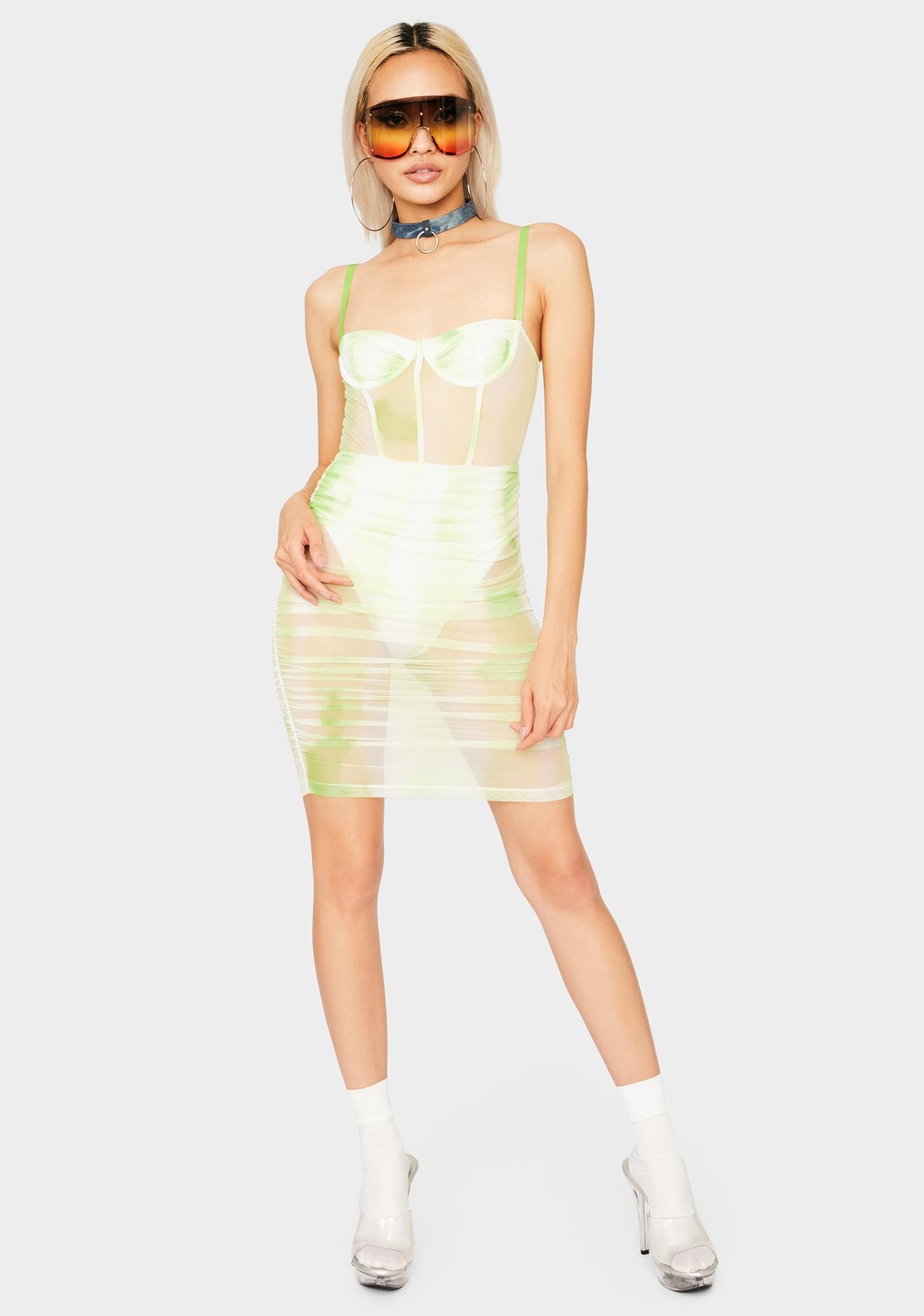 Boho Dream Bodycon Dress