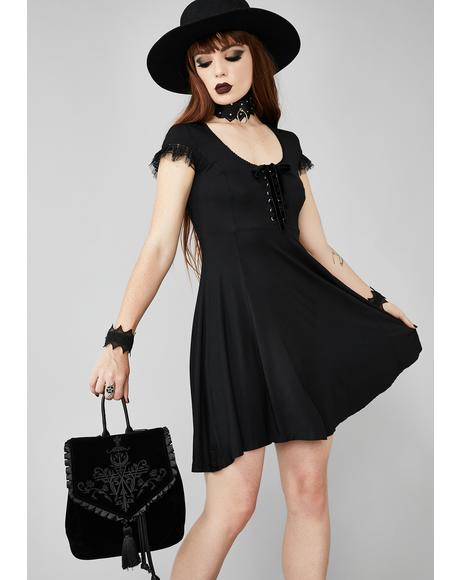 Deadlock Doll Mini Dress