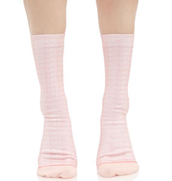 Stance Bling Bling Crew Socks