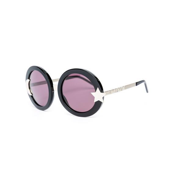 Wildfox Couture Luna Sunglasses