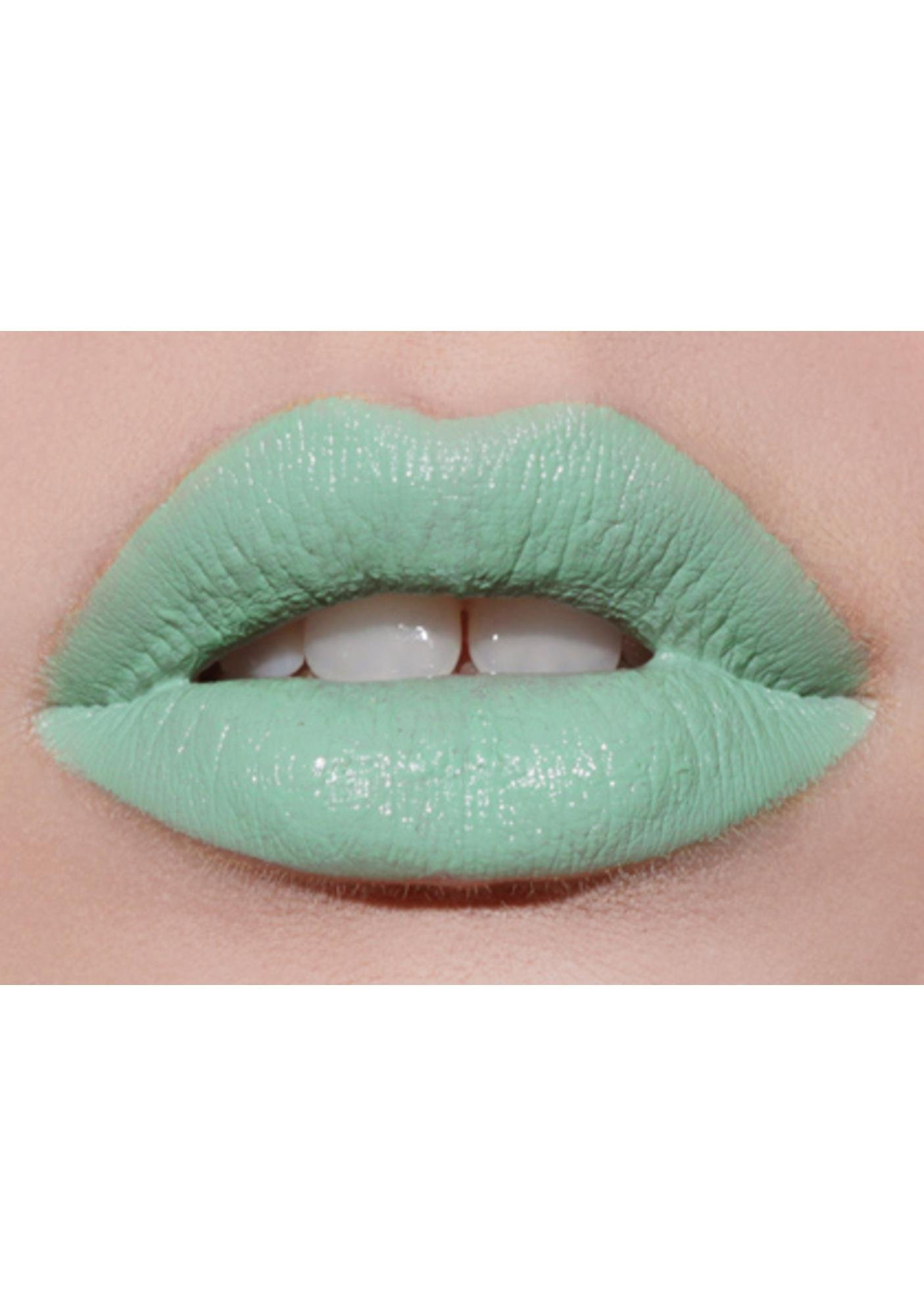 Lime Crime Mint To Be Opaque Lipstick