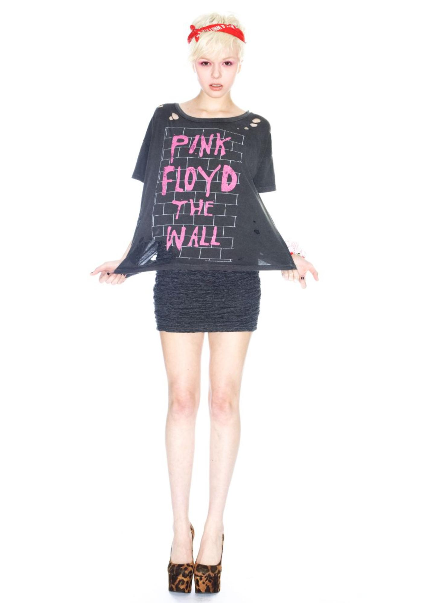 Chaser Pink Floyd Boxy Tee