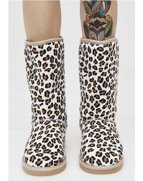 Earn Ur Spotz Slipper Boots