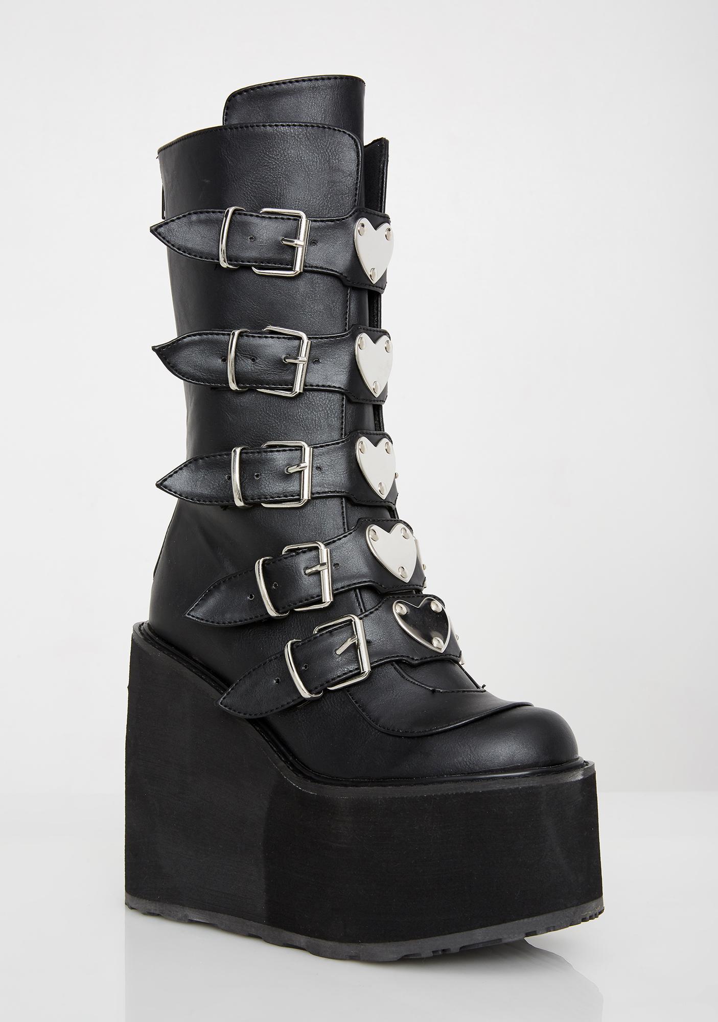 f9bc495da28 Demonia Lovesick Trinity Boots · Demonia Lovesick Trinity Boots ...