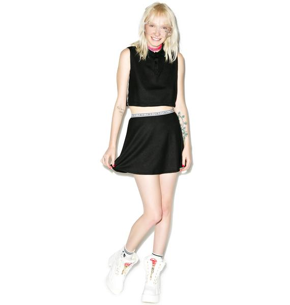This Is A Love Song Mami Tennis Skirt