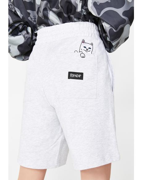 Peeking Nerm Sweat Shorts