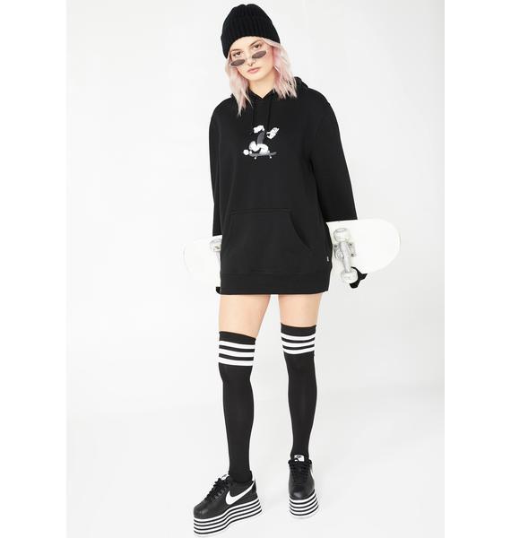 HUF Popeye Skates Pullover Hoodie