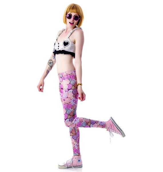 Love Heart Leggings
