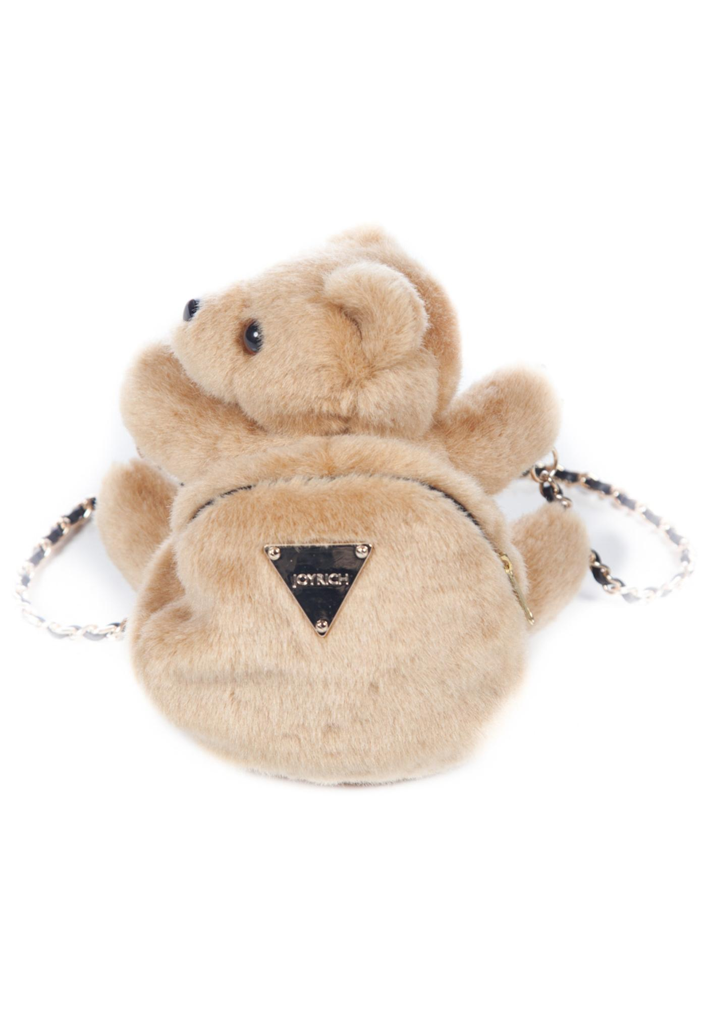 Joyrich Hold Me Bear Bag