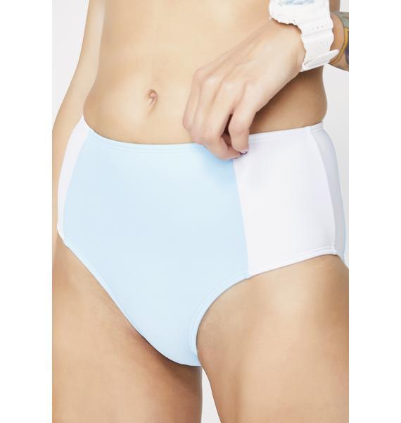 Lazy Oaf Daisy Boob Bikini Bottoms