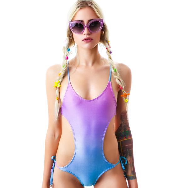 Wildfox Couture I Am The Ocean Monokini