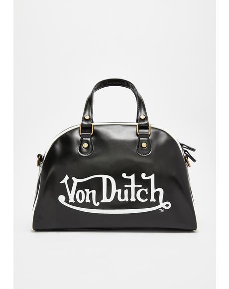 Dark Medium Bowling Bag