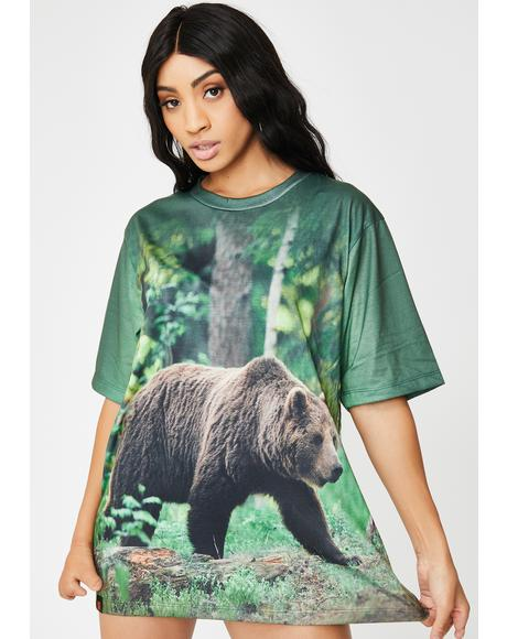 Grizzly Graphic Tee