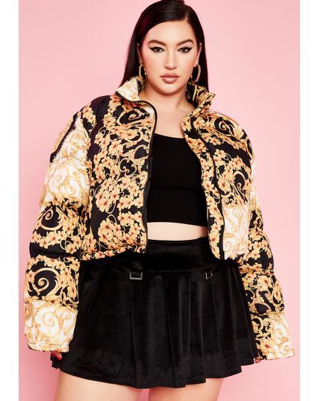 Divine Haute Lust Puffer Jacket