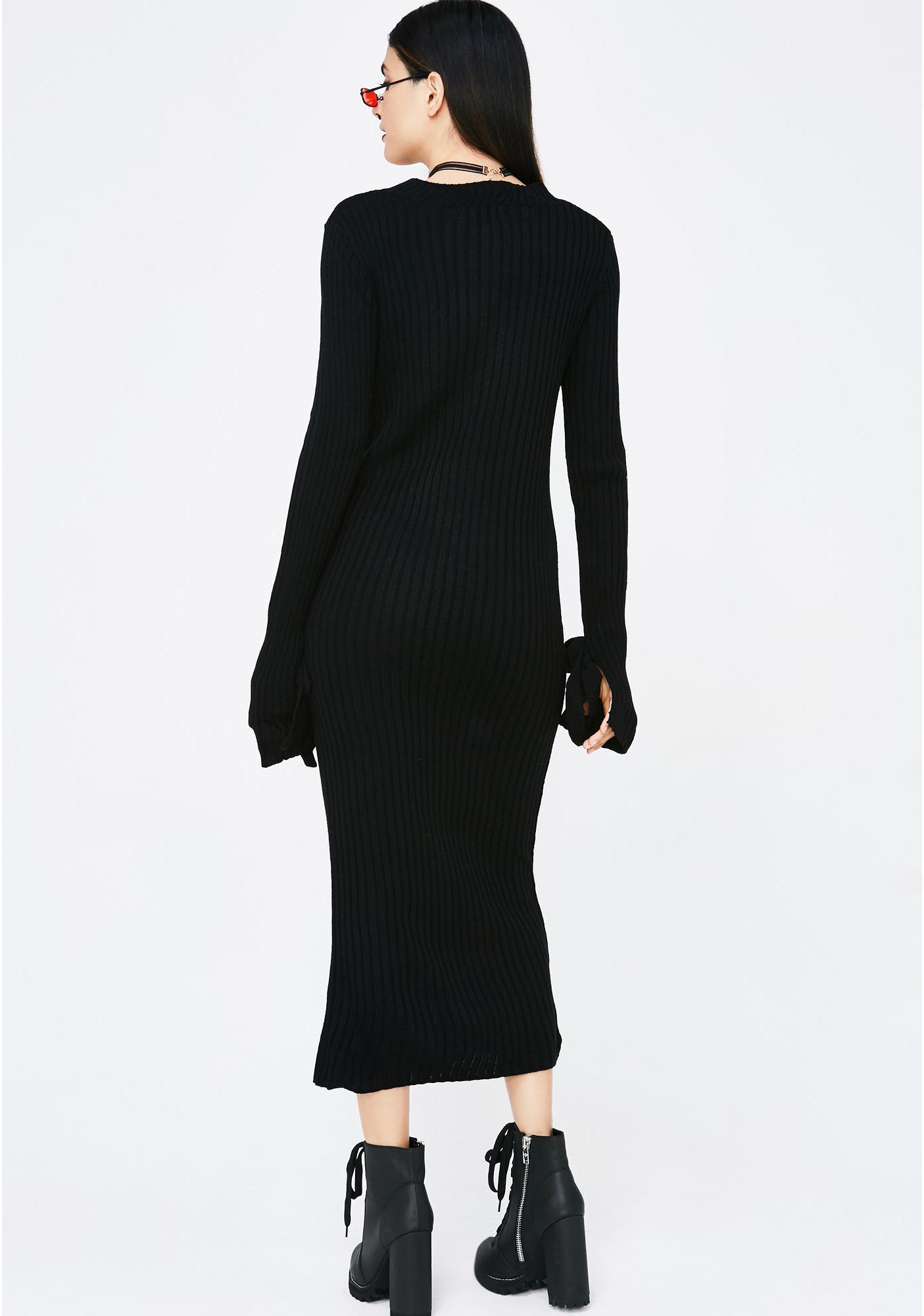 Bitch Craft Sweater Dress