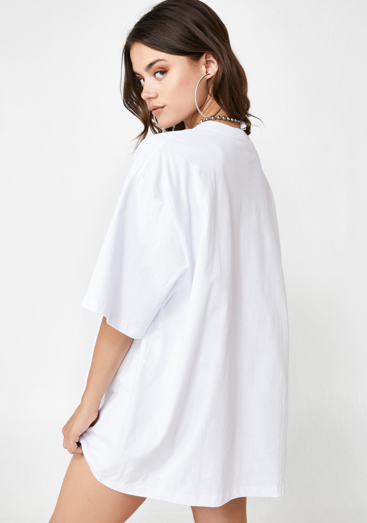 MaryJaneNite Mood Oversized Tee
