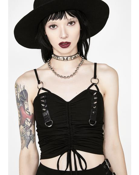 Daily Punk Spike Camisole