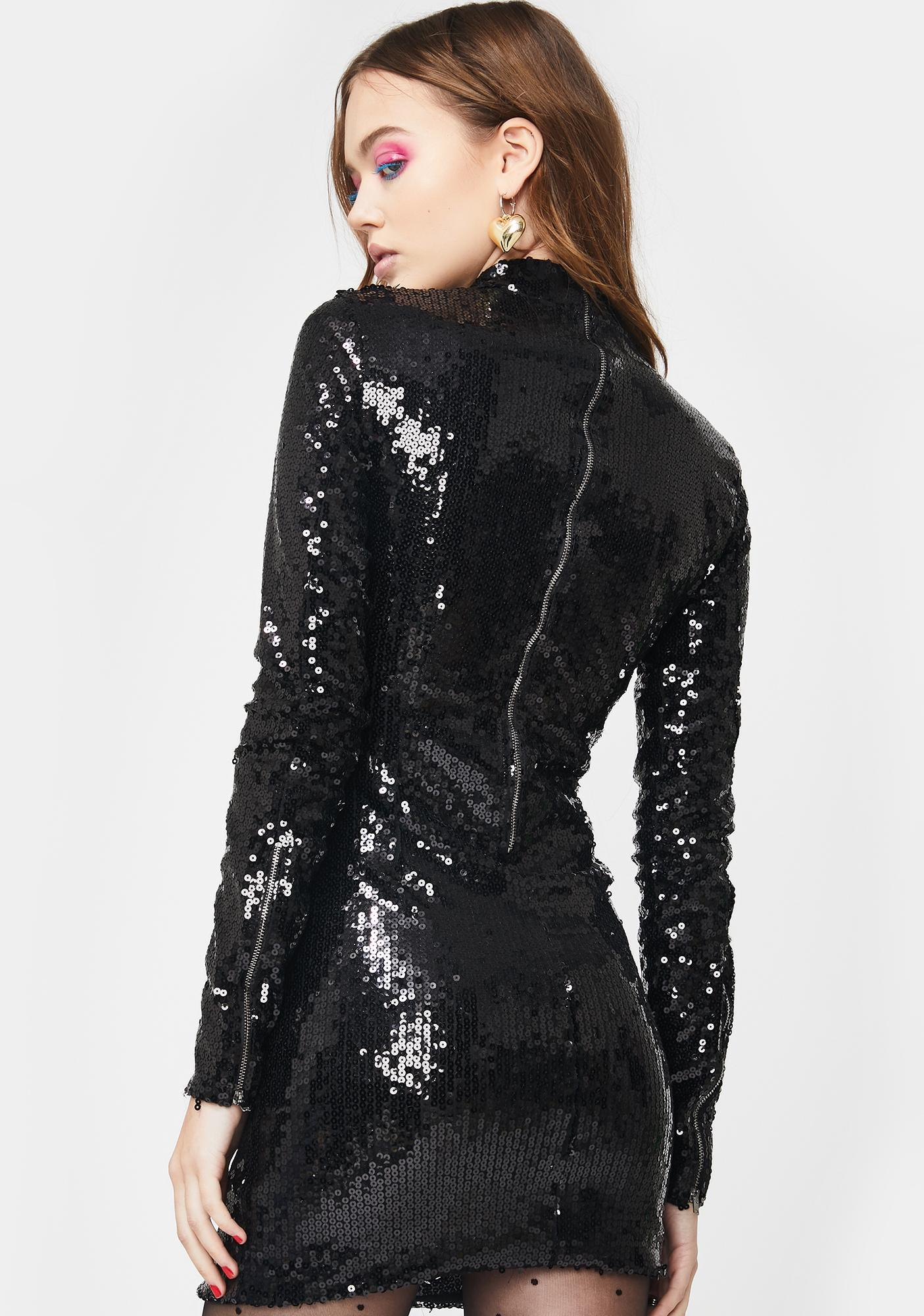 Kiki Riki Midnight Moment Sequin Dress