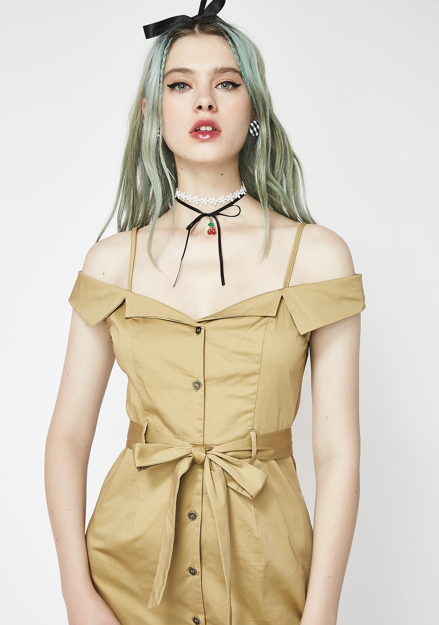 Work It Out Mini Dress